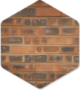 York Machine Made Tollerton 65mm Brick